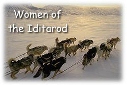 Women of the Iditarod